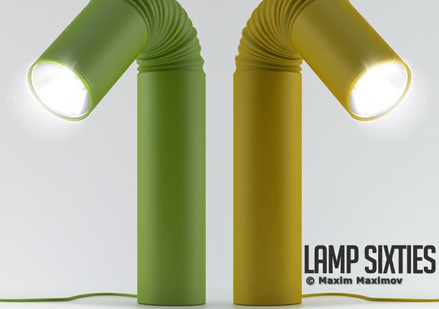 Lamp Sixties