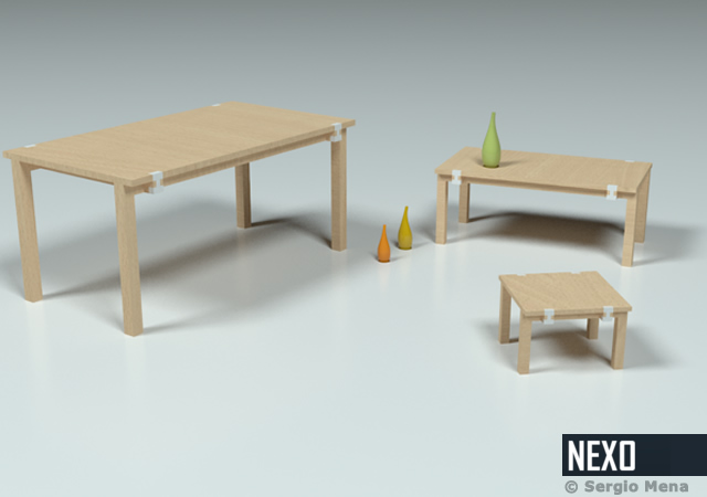 Nexo table