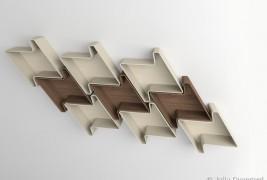 Pied-de-Poule modular shelf - thumbnail_3