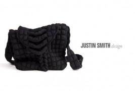 Justin Smith knitted bags - thumbnail_1