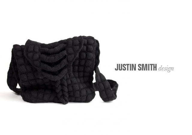 Le borse a maglia di Justin Smith