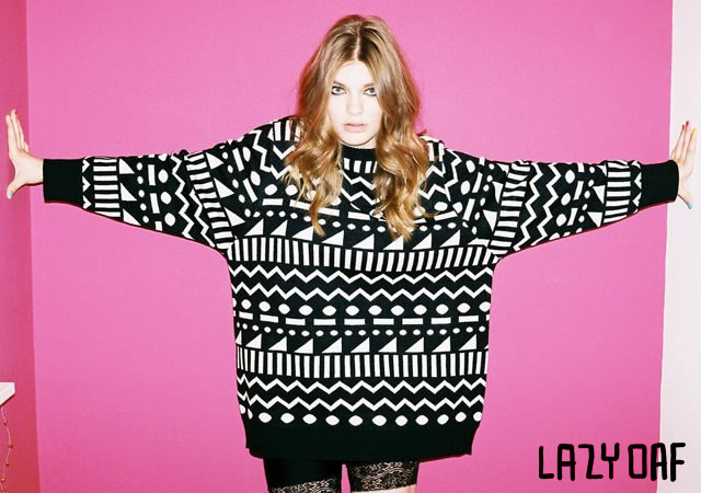 Lazy Oaf fall/winter 2011
