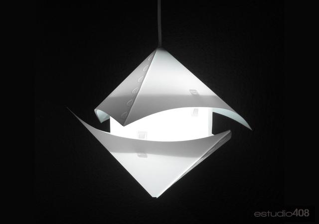 Piel & foco Lamp