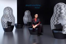 Matreshka armchair - thumbnail_4