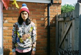 Lazy Oaf fall/winter 2011 - thumbnail_1