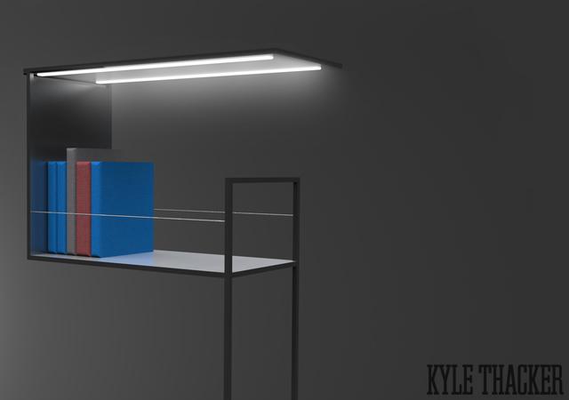 L1 floor lamp
