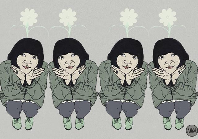 Le illustrazioni di Minjung Kang