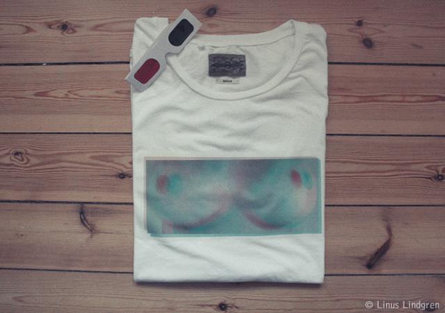 T-shirt 3D