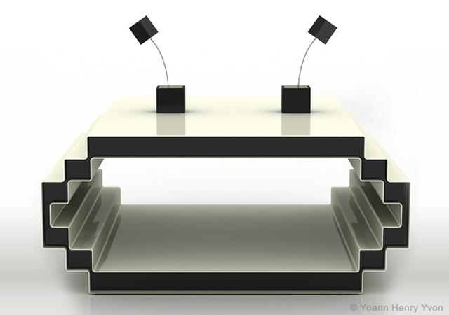 Tavolino Geek