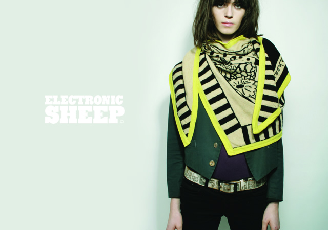Electronic Sheep autunno/inverno 2011