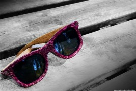 Wooden sunglasses - thumbnail_2