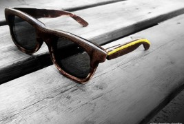 Wooden sunglasses - thumbnail_3