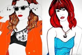 Louise O'Keeffe fashion illustration - thumbnail_5