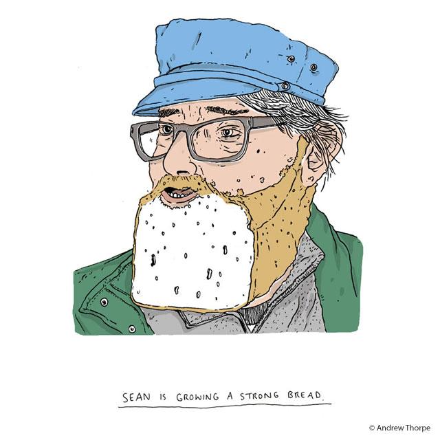 Andrew Thorpe illustratore