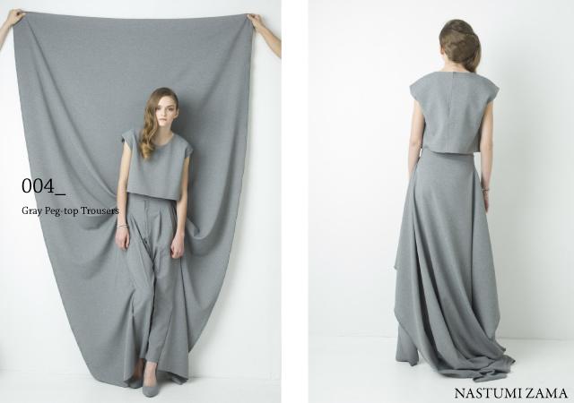 Natsumi Zama fashion designer