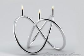 Bend candlestick