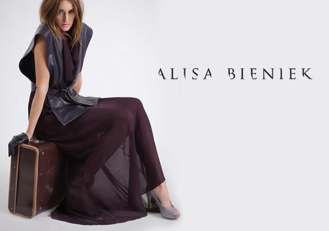 Alisa Bieniek spring/summer 2012