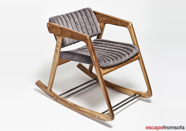 Short Tail rocking chair