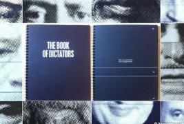 The book of dictators