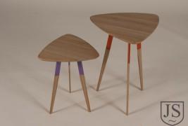 Oak Tri-Tables - thumbnail_3