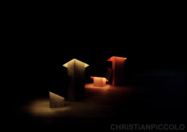 Lampada Tagli