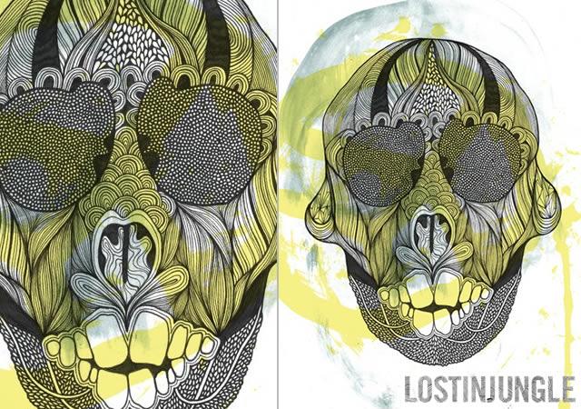 Teschi by Lostinjungle
