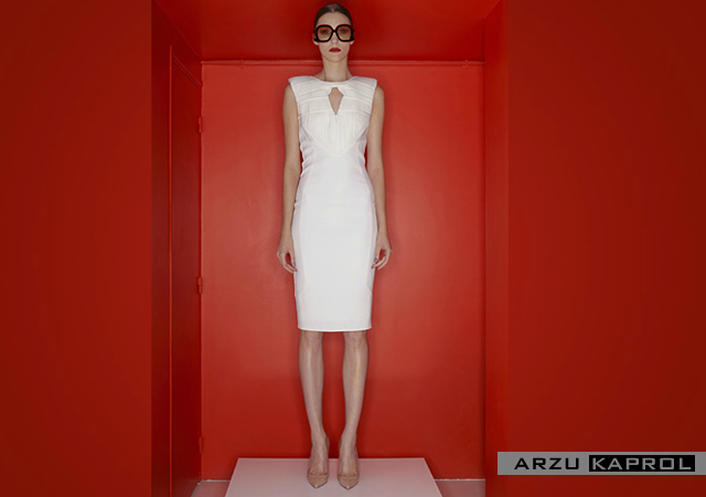 Arzu Kaprol summer 2012 precollection