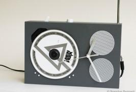 DIY Cd and iPod stereo