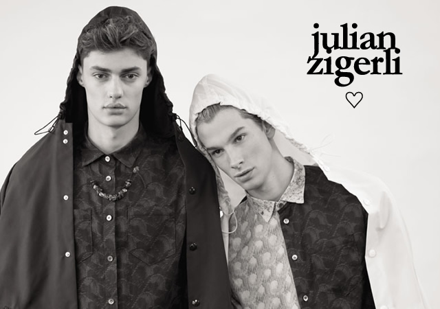 Julian Zigerli fall/winter 2012
