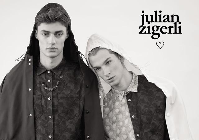 Julian Zigerli autunno/inverno 2012