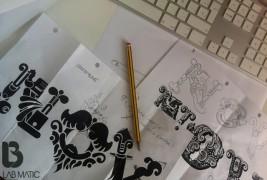 Handmade font - thumbnail_2