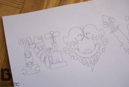Handmade font - thumbnail_3