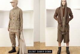 Silent Damir Doma fall/winter 2012 - thumbnail_5