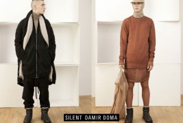 Silent Damir Doma fall/winter 2012 - thumbnail_6