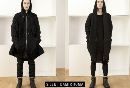 Silent Damir Doma fall/winter 2012 - thumbnail_7