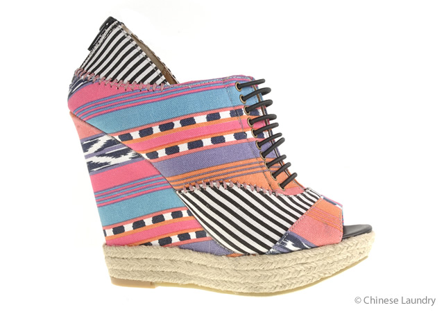 Make my day Triba wedges