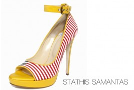 Stathis Samantas spring/summer 2012