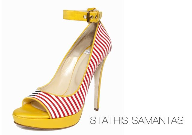 Stathis Samantas primavera/estate 2012