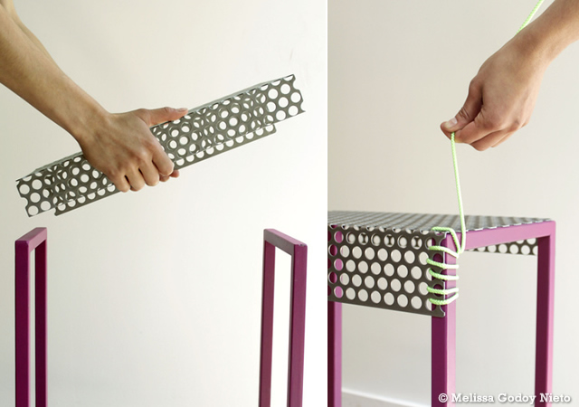 Tulipa stool