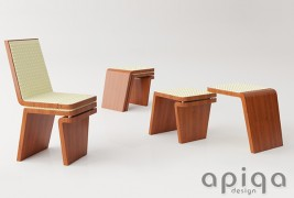Moduline chair