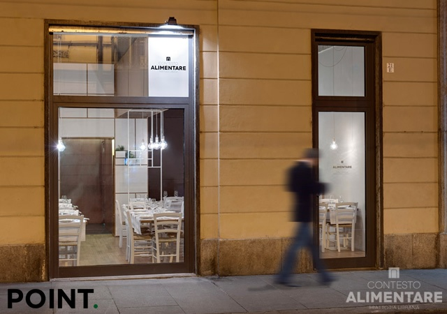 Contesto Alimentare restaurant | Image courtesy of POINT