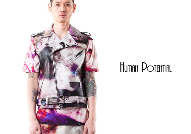 Human Potential spring/summer 2012 | Image courtesy of Human Potential