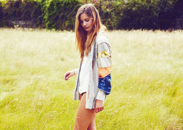 Filles a papa spring/summer 2012 | Image courtesy of Filles a papa