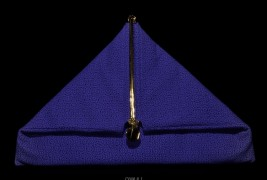 Simone Rainer triangle clutch - thumbnail_1