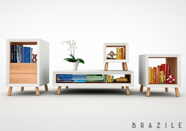 Frames by Brazile | Image courtesy of Brazile
