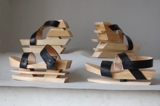Le scarpe di Pavlina Miklasova | Image courtesy of Pavlina Miklasova