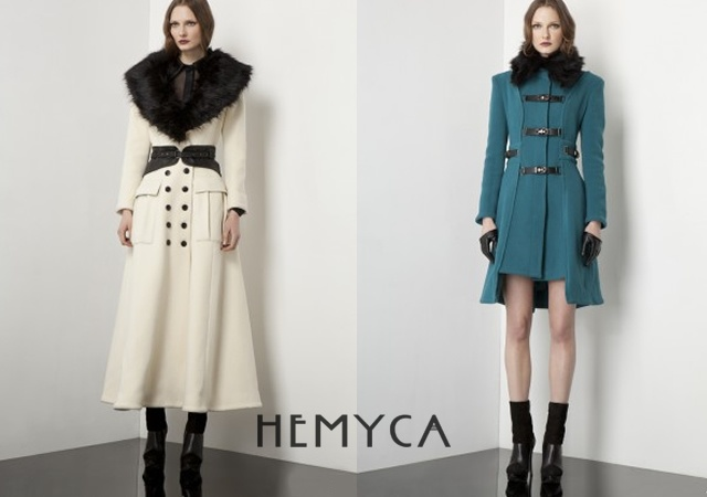 Hemyca fall/winter 2012 | Image courtesy of Hemyca