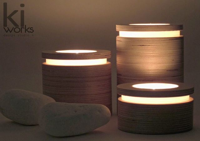 Fari candle holder | Image courtesy of KIWORKS