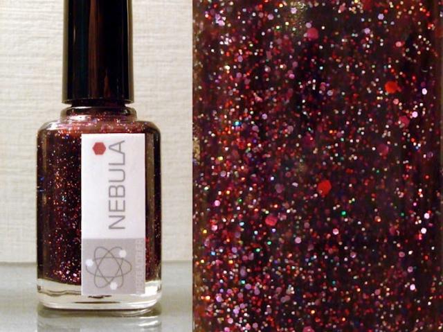 NerdLacquer Nail Polish | Image courtesy of Amanda Collier