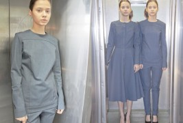 Ksenia Schnaider fall/winter 2012 - thumbnail_1